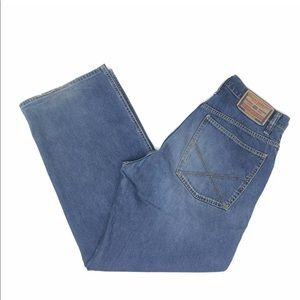 Diesel Industries Service Spa SNAKE ART 850 Jeans.